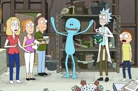 rick and morty halloween background which rick and morty character are you playbuzz