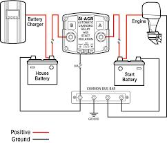 rv battery isolator wiring diagram rv wiring diagrams instruction