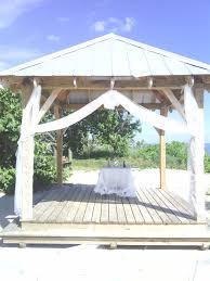 Long Beach Gazebo by Wedding Ceremony Reception Application U2013 Virginia Key Beach Park