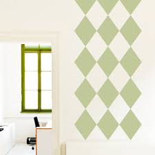 Harlequin Home Decor by Trending Wall Decor With Geometric Shapes Wallums Com Wall Decor
