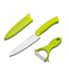 Sharpening Ceramic Kitchen Knives Amazon Com Nuvita Ceramic Knife Set 9 Piece Professional Classic