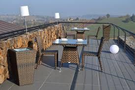 tavoli da giardino rattan tavolo quadrato barrow arredamento da giardino