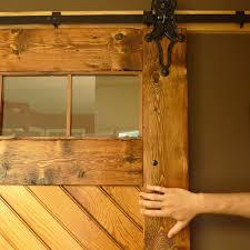 reclaimed wood divider handmade interior sliding door reclaimed wood c 1890 u0027s by grain