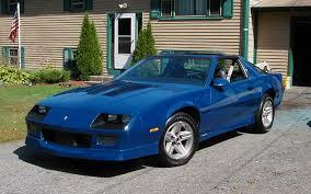 1986 camaro berlinetta for sale in ri blue 1986 camaro iroc z28