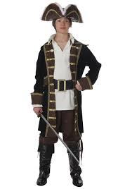 Real Looking Halloween Masks Authentic Pirate Costumes Realistic Pirate Halloween Costumes