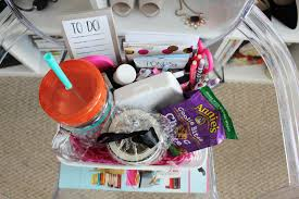 college gift baskets of and style college survival kit gift basket