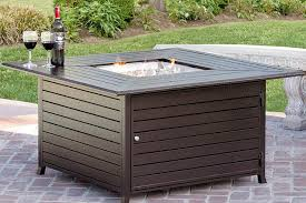 Gas Fire Pit Table And Chairs The 5 Best Gas Fire Pits Most Wanted