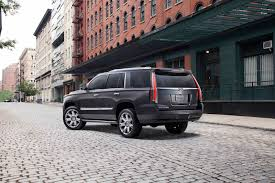 gas mileage for cadillac escalade 2017 cadillac escalade gas mileage the car connection