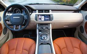 land rover 1999 interior land rover range rover evoque 2012 motor trend suv of the year