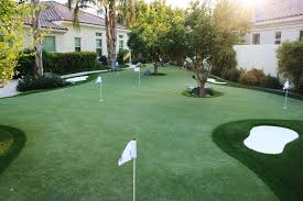 Backyard Putting Green Installation by Backyard Artificial Backyard Putting Green Inspiring Garden