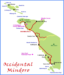 san jose mindoro map history of occidental mindoro tribu occidental mindoro