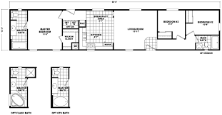 3 bedroom 2 bath mobile home floor plans bathroom faucets and luxamcc single wide mobile homes factory expo home centers