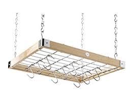 hängeregal küche hahn trading 40293 decken hängeregal quadratisch naturholz