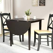 half circle dining table circle table design stunning black circular dining table also luxury