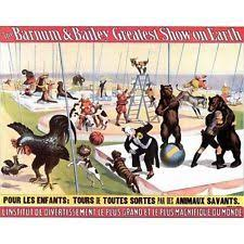 Circus Home Decor 91 Best Circus Posters Images On Pinterest Vintage Circus