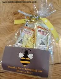 bee baby shower ideas baby shower favor ideas