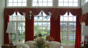 curtains red curtains living room communication curtains for