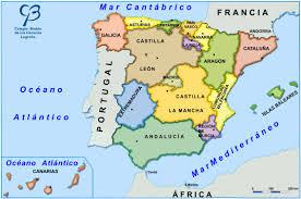 Espana Map Neruskita Science 3º