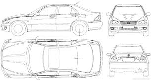 lexus is200 sportcross forum blueprints of cars lexus is forum