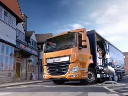 cf with px7 engine now available with three axles daf corporate