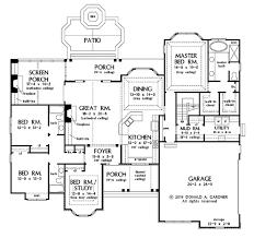4 bedroom open floor plans enchanting 4 bedroom open floor plan and plans for single