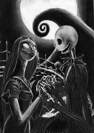 and sally by stellab skellington and sally the