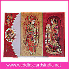 wedding card design india indian wedding cards scroll wedding invitations india