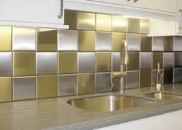stainless steel backsplashes for kitchens tile kitchen backsplash renovationexperts com