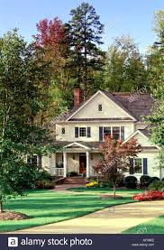 two story houses a white two story upper middle class suburban house with a