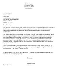 sample computer science cover letter junior cover letter computer