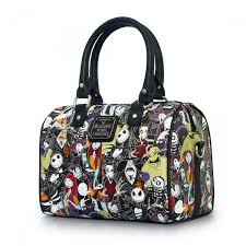 loungefly debuts a nightmare before bag collection