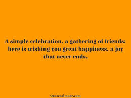 a simple celebration birthday quotes 2 image