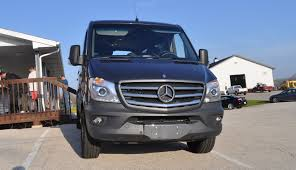 lifted mercedes van new 2014 mercedes benz sprinter vans in real life 2015 4x4
