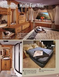 Rv Air Mattress Hide A Bed Sofa 2012 Coachmen Encounter Class A Motorhome