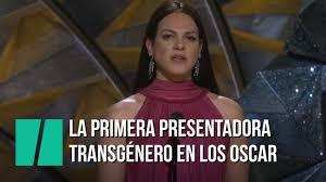 Vega Meme - daniela vega la primera presentadora transg礬nero en los oscar