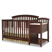 Cribs With Changing Tables Baby Furniture Baby Depot Free Shipping