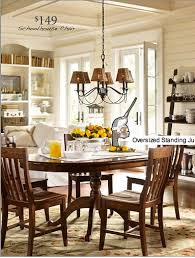 pottery barn dining rooms provisionsdining com