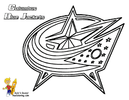 football printable coloring pages nhl logo coloring pages free printable coloring 5448