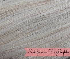 Dirty Hair Extensions by Dirty Looks Bobby Glam Quad Weft Hair Extensions Review Through