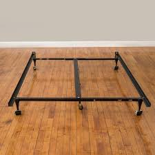 Bed Frame Without Wheels Metal Bed Frame Without Wheels Bed Frames Ideas Pinterest