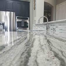 gray kitchen cabinets with white granite river white granite countertops in plano tx granite republic