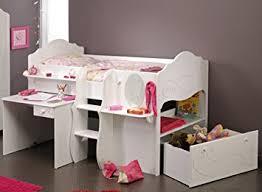 Girls Bunk Bed  X  NURSERY ROOM DESK Parisot Alice  Amazon - Parisot bunk bed
