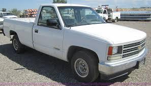 1991 chevrolet cheyenne 1500 pickup truck item c9800 sol