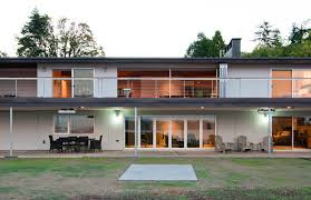 painting mid century modern home exterior paint colors sunroom