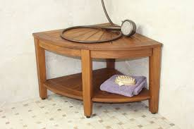Teak Wood Shower Bench The Best Shower Bench Picking The Best Bench For Your Shower