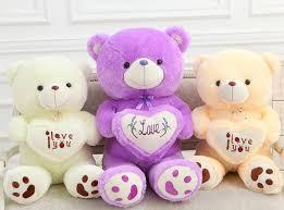 35 Best I Love You - i love you teddy bear plush toys 90cm 35 inch 35 heart teddy bears