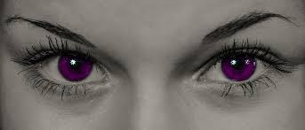 purple eye color eyes color purple free photo on pixabay