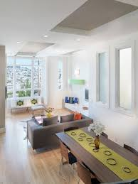 Long Narrow Living Room Houzz - Long living room designs