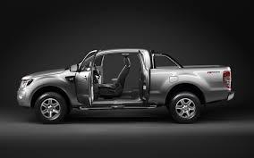 Ford Ranger Truck 2014 - roomier ranger ford u0027s all new pickup interior makes way inside