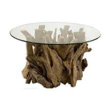 Bases For Glass Dining Room Tables Driftwood Dining Table Base Uk Chta09 Bleached Driftwood Round